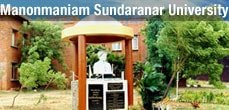 Manonmaniam Sundaranar University